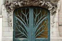 ~Doors That I Adore~ / by Diane Harris-Day