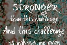 {Motivation} / Get up. Do it. Strength. Courage. Want. Positive. Weight Loss. Exercise. / by Charli Foskey