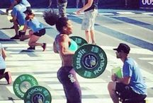 CrossFit inspiration / by Cice Rollins