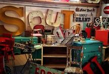 What Goes Around Comes Around HOME & GARDEN / by Sue Collander