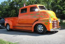 Cool  trucks / by Larry