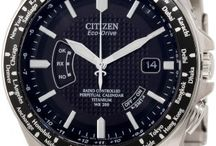 Watches - Wrist Watches / by Pierce Beausoleil