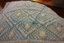 Repairing Woven Wraps / by Babywearing International