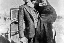 Bonnie and Clyde / by Kyndall Sillanpaa