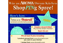 My Aroma Dream Kitchen / by Molly Jo