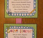 Classroom Decorations / by Julie Milosevich