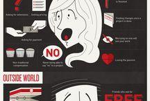 Infographics / by Rodrigo Meireles Vieira