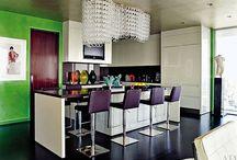 Kitchens / by Debbie Cronley