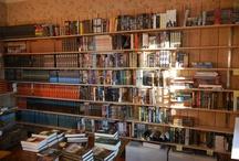 book stuff / lots of book stuff. / by .adrienne .everitt