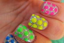 nails / by Morgan McLeod