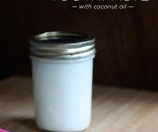 Coconut oil  / by Amber Nielsen