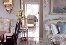 Parisian Style / A Paris apartment, like no other interior / by Girl in Pink