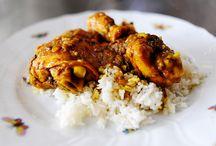 Caribbean cuisine / by Brittainy