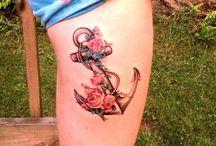 tattoos / by Carolina Marquez