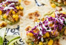 fresh mexican recipes / by Kate (Cookie + Kate)