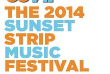 Photograph for The Sunset Strip Music Festival / by Talenthouse