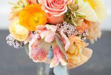 Flowers, flowers, flowers / flower arrangements / by Amy Lewis Palitz