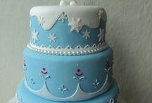 Frozen Birthday / frozen birthday / by Julie Goldovitz