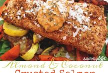 Clean & Healthy Recipes from With Peanut Butter on Top / by With Peanut Butter on Top