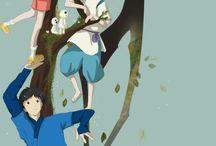 Ghibli / by Rosemary