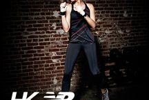 Heidi Klum for New Balance #sponsored #hknb / by Danielle Gray