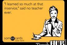Teacher laughs! / by Abbi Pierceall