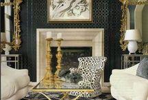 Interior design / by Deborah Fountain-Yates