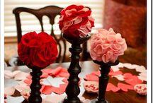 So Romantic / Valentine's Day inspiration / by Kristeen Tibbits