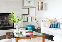 Living Room Inspiration ♥ / by Tara ♥