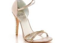 Bridal shoes for Tess  / by Courtney Langford