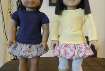 American Girl / by Pam Kauth