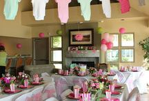 baby / baby shower ideas / by Beth Kirby