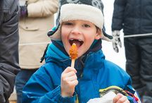 Nourriture et boissons - Food and Drinks / by Festival du Voyageur
