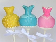 "Cake Pop Ideas / by Debra (""Cake & Cookie Closet"") Mosely"