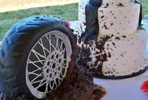 Wedding cake ideas / by MixMaster Entertainment Services