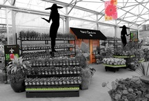 HC Retail Displays / For Hort Couture retailers available for purchase through http://www.hortcoutureplants.com/products/retail-and-merchandising / by Hort Couture