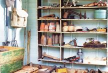 Potting Shed / by Suzanne Ellis
