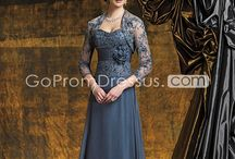 Mother of the bride dresses / by Dorianne Attard