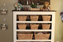Furniture makeovers  / by Courtney Wiggins