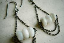 Jewelry ideas-earrings / by LORI BOHANON