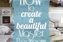 Master bedroom / by Nicole Harrell