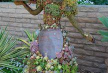 Garden Figures / by Dee Breedlove