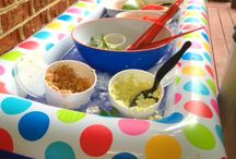 Summer Party Ideas / by Jeannette Jose