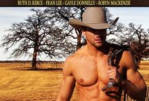 Men of Calder County / 13 untamed cowboys and their search for love in Texas sizzles ... each is a must read! / by Tilly Greene