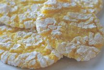 Cookies- not decorated/// bars / by Sugar n Spice