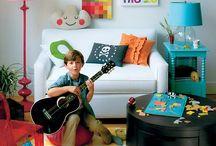 Playroom/Den / by Kristen Blaze