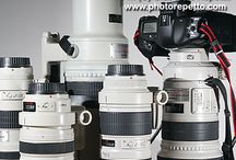 Photography Equipment / Some news and opinions about photographic equipment. For sport fotography, surf photography, areal photography etc.. / by Giuseppe Repetto