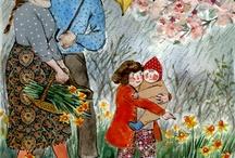 The Seasons / by Taryn Wilson