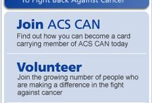 Fight Back / Join the growing number of people who are making a difference in the fight against cancer. / by American Cancer Society