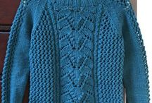 My Designs / by Margaux Hufnagel / tentenknits